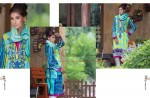 Lala Textiles Semi Stitched Collection 2015 For Women003