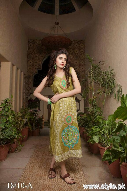 Moon Textile Fall Collection 2015 For Women 3