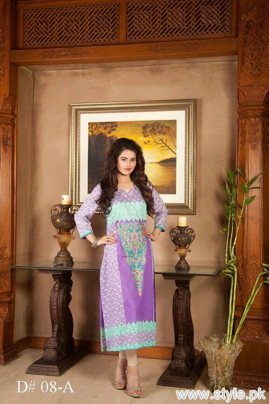 Moon Textile Fall Collection 2015 For Women 4