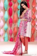 Nishat Linen Winter Collection 2015 For Women 1