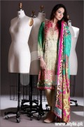 Nishat Linen Winter Collection 2015 For Women 5