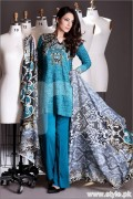 Nishat Linen Winter Collection 2015 For Women 7