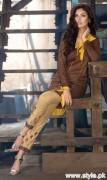 Orient Textile Winter Dresses 2015 For Women 3