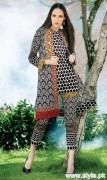 Orient Textile Winter Dresses 2015 For Women 4