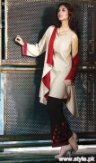 Orient Textile Winter Dresses 2015 For Women 8