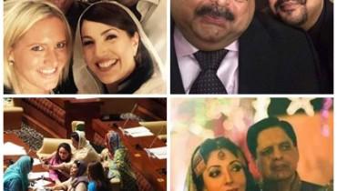 Pakistani Politicians Fond Of Taking Selfies