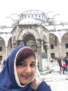 Pictures of Javeria Saud on Istanbul Tour (13)
