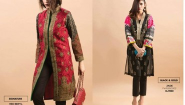 Sana Safinaz Winter Collection 2015 For Women04
