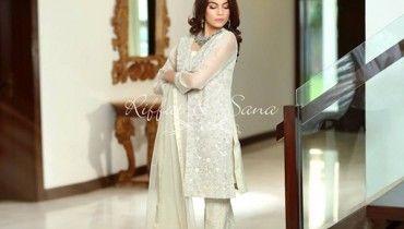 Sana Salman Formal Wear Collection 2015 For Women002