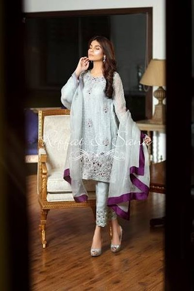 Sana Salman Formal Wear Collection 2015 For Women009