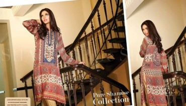 Shaista Cloth Fall Collection 2015 For Women0010
