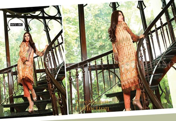 Shaista Cloth Fall Collection 2015 For Women0011