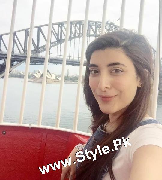 See Urwa Hocane is having fun in Australia