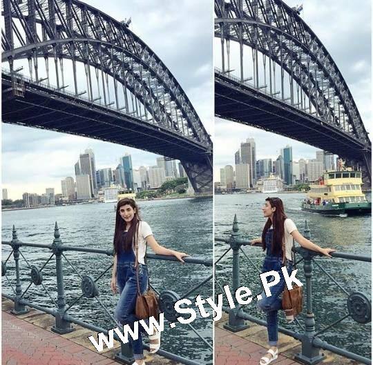 Urwa Hocane is having fun in Australia (2)