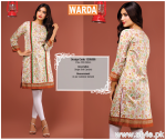 Warda Winter Dresses 2015 For Women 11