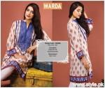 Warda Winter Dresses 2015 For Women 13