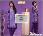 Warda Winter Dresses 2015 For Women 15