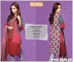 Warda Winter Dresses 2015 For Women 3