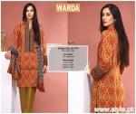 Warda Winter Dresses 2015 For Women 4