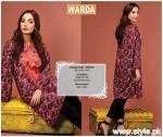 Warda Winter Dresses 2015 For Women 7