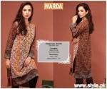 Warda Winter Dresses 2015 For Women 9