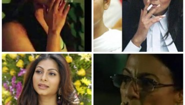Which Indian Actresses Smoke In Real Life