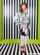 Zari Faisal Digital Silk Collection 2015 for Girls 1