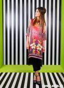 Zari Faisal Digital Silk Collection 2015 for Girls 9
