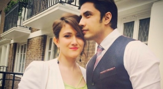 ali zafar and wife ayesha - Pakistani Celebrities Who Were Robbed And Kidnapped