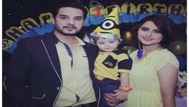 kanwar arsalan and fatima effendi family