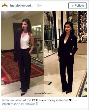 mahira khan hot fashion - Pakistani Actresses Who Fashion Hot