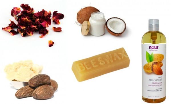 rose cocnut lip balm 001