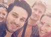 Ahsan Khan visits India