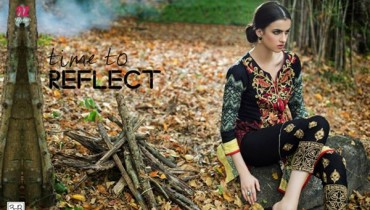 Al Zohaib Textile Embroidered Tunic Collection 2015 For Women001