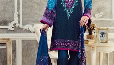 Alkaram Winter Collection 2015 For Women005