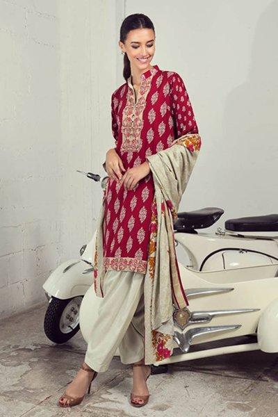 Alkaram Winter Collection 2015 For Women007