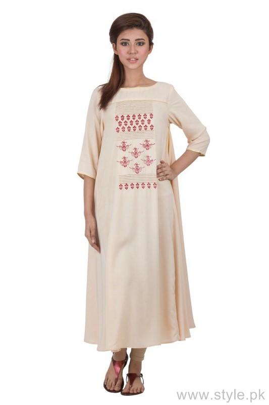 Ego Fall Winter Dresses 2015 For Girls 10