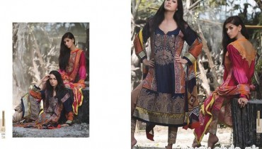 Firdous Fashion Winter Collection 2015 for Women 9