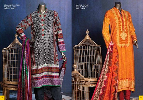 Junaid Jamshed Winter Collection 2015 For Women002
