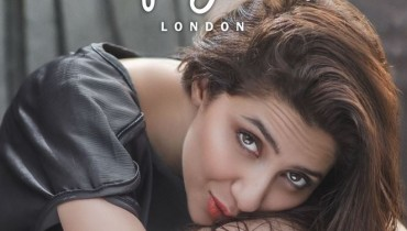 Mahira Khan for Pepe Jeans Pakistan Winter 2015 Campaign - #MKLovesPepe (8)