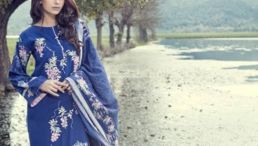 Maria B Linen Collection 2015-2016 For Winter 4