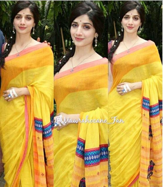 Mawra Hocane in Bollywood for movie