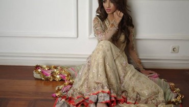 Misha Lakhani Evening Wear Collection 2015 For Women0014