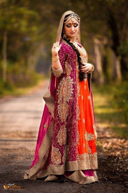 Pakistani Barat Dresses 2016 In Pakistan