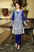 Sana Salman Semi Formal Wear Collection 2015 For Women