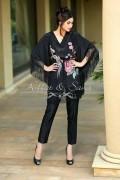 Sana Salman Semi Formal Wear Collection 2015 For Women005