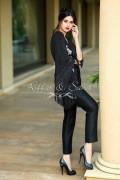 Sana Salman Semi Formal Wear Collection 2015 For Women006