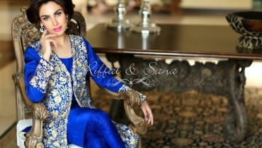 Sana Salman Semi Formal Wear Collection 2015 For Women997