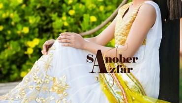 Sanober Azfar Formal Dresses 2015 For Women 4