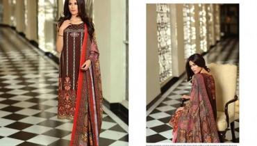Shaista Cloth Winter Dresses 2015 For Women 4